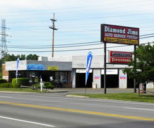 Diamond Jim's Auto Service